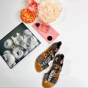 Sam Edelman 'Galina' Crystal Embellished Sandals